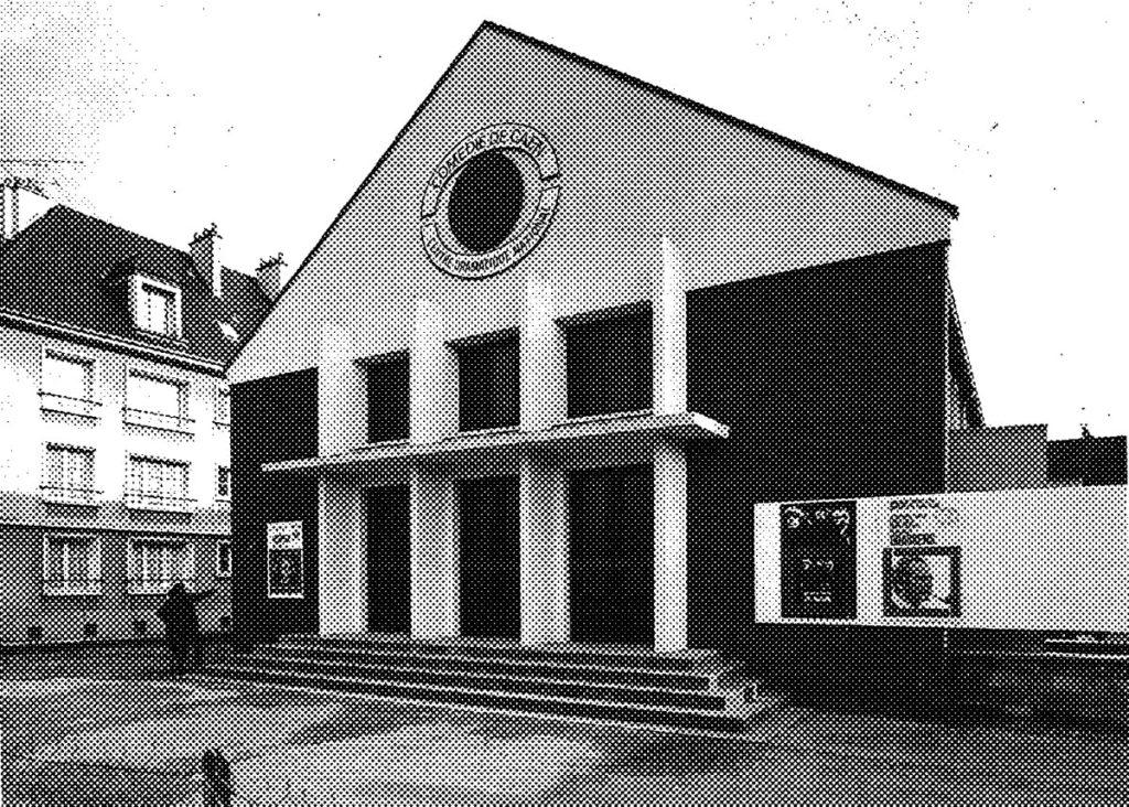 Théâtre des Cordes en 1969
