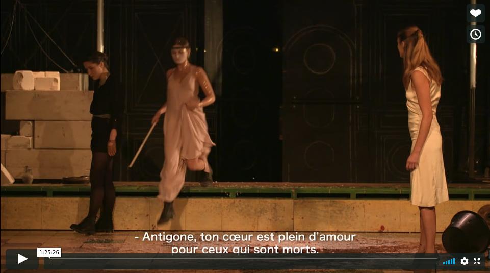 Antigone / Lucie Berelowitsch